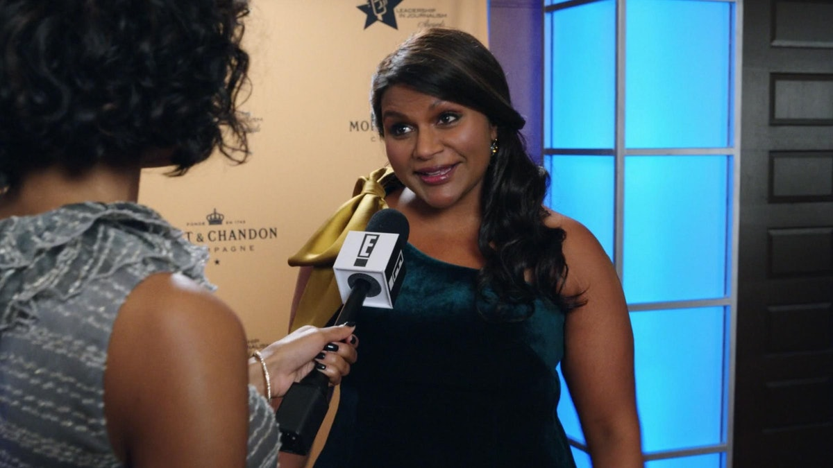 Mindy Kaling on 'The Morning Show'