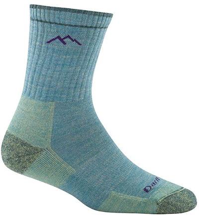 Darn Tough Vermont Merino Wool Crew Cushioned Socks (1-Pack)