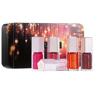 Fenty Beauty Glossy Posse Mini Gloss Bomb Collection