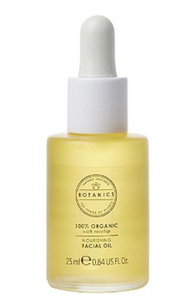 100% Organic Nourishing Facial Oil