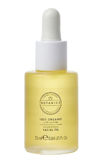 100% Organic Nourishing Facial Oil