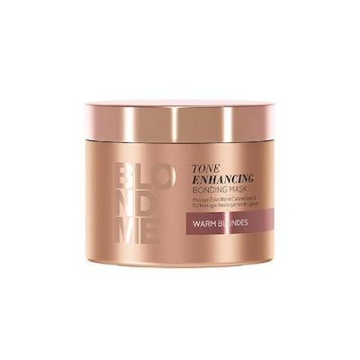 Tone Enhancing Bonding Mask - Warm Blond