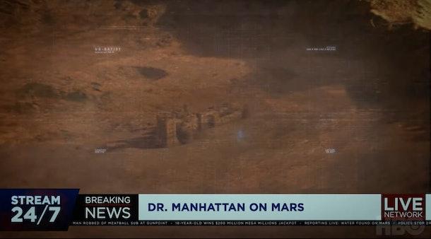 Screenshot from Watchmen