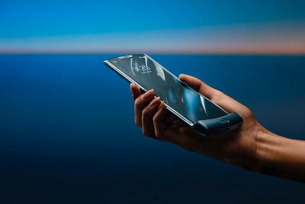 The Motorola Razr Smartphone's Release Date Is So Soon
