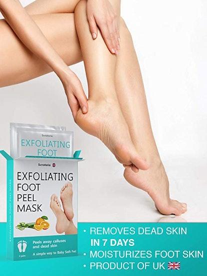 Sunatoria Exfoliating Foot Peel Mask