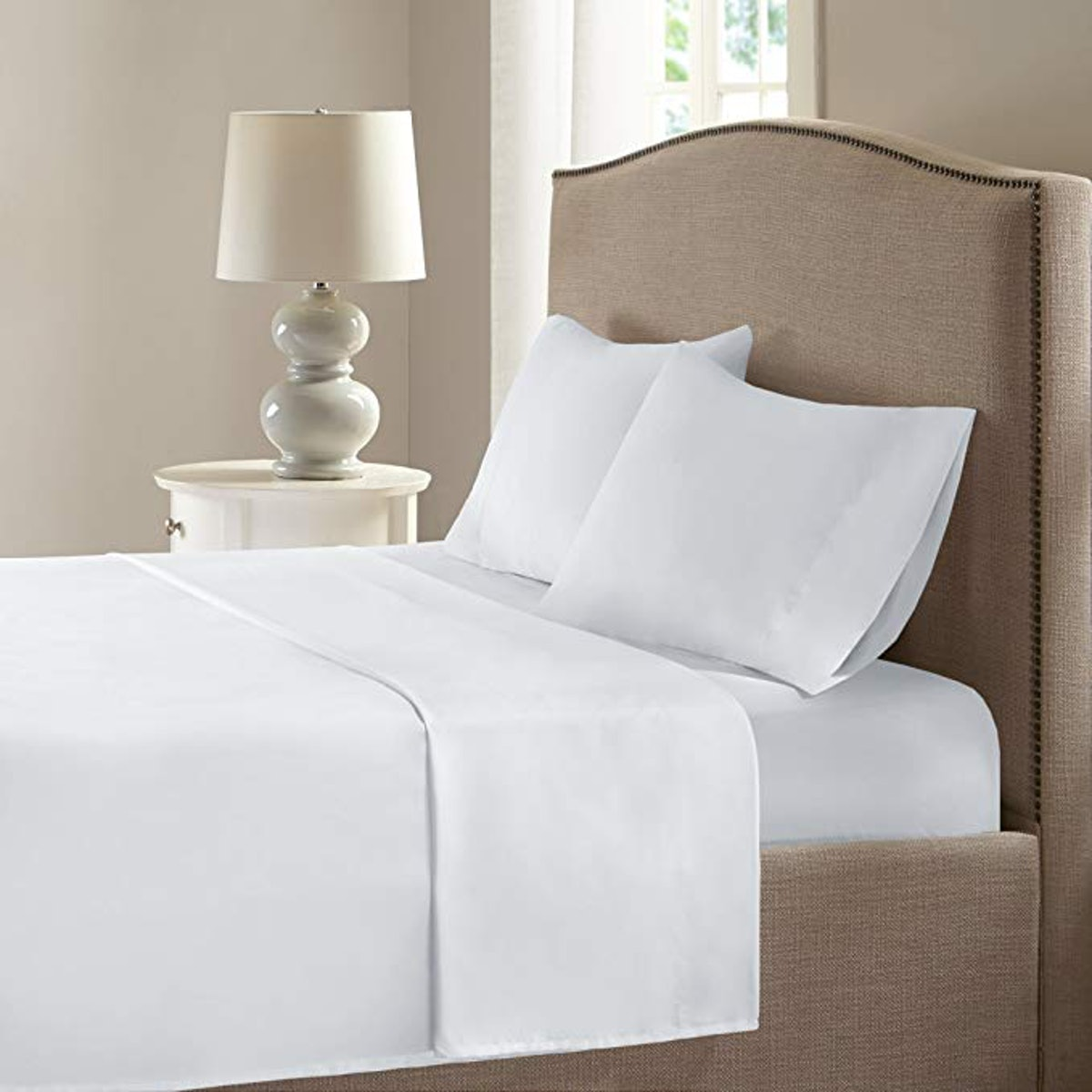 Comfort Spaces Cooling Sheets (4 Pieces)