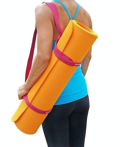 Clever Yoga Yoga Mat Strap Sling