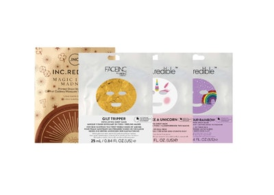 INC.redible Magic In Madness Face Mask Set
