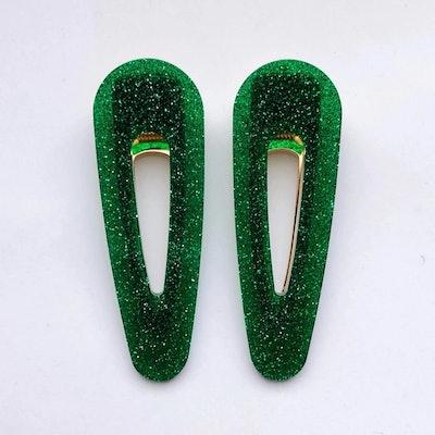Cora clip in Emerald Forest
