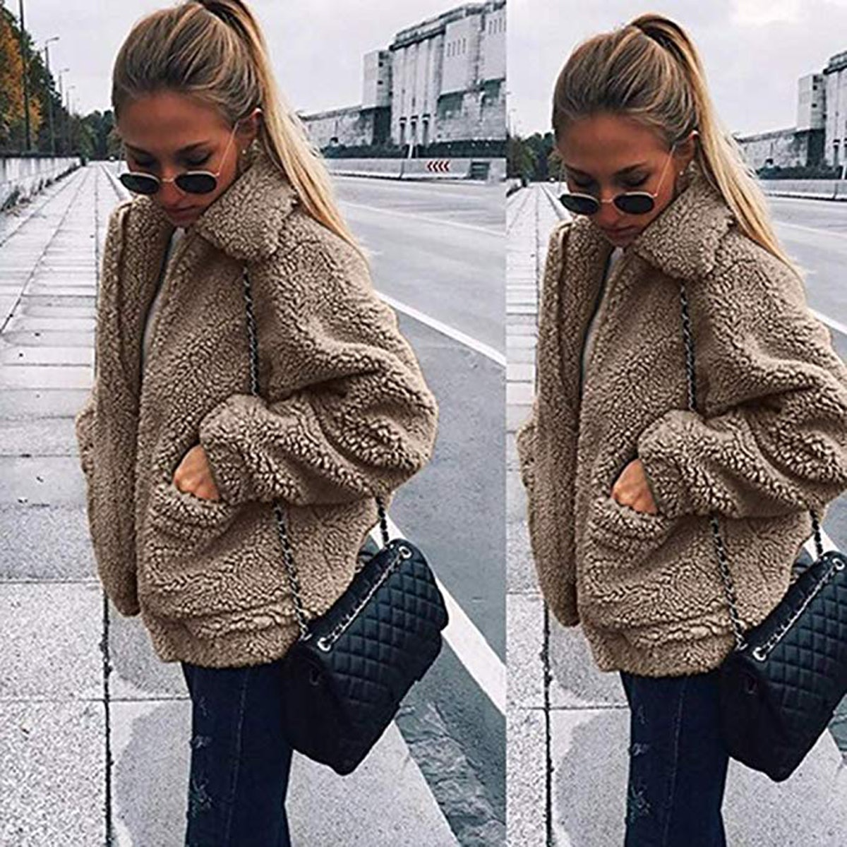 PRETTYGARDEN Women's Fashion Long Sleeve Lapel