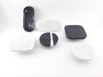 StoneArtWorkshop Marble Stone Hanger