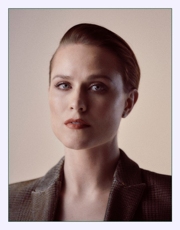 Photograph of Evan Rachel Wood