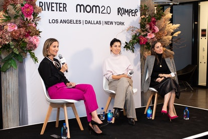 Bustle Digital Group Lifestyle Editor-in-Chief Emma Rosenblum moderated the second panel with Elena ...