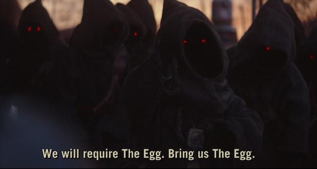 Jawas in Episode 2 of The Mandalorian