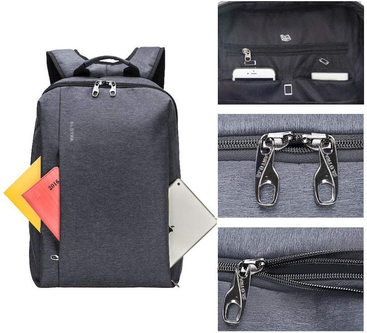 Slotra Laptop Backpack