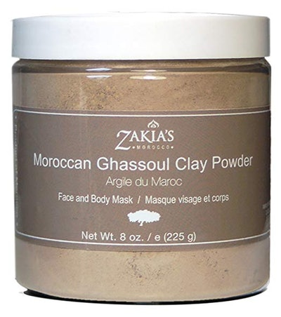 Zakia's Morocco - Moroccan Ghassoul Clay Mask