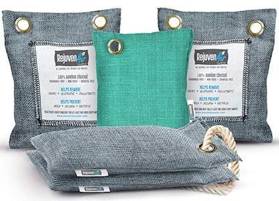 Sensible Needs Bamboo Charcoal Air Purifying Bag