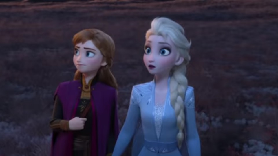 'Frozen 2' has a new song from Kristoff that Kristen Bell feels is very empowering.