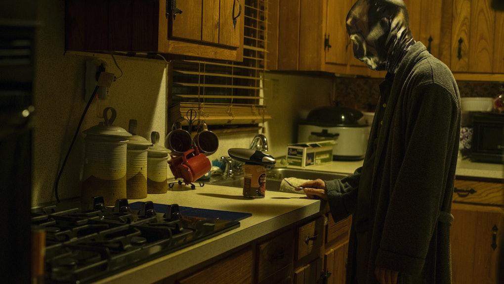Looking Glass on Watchmen