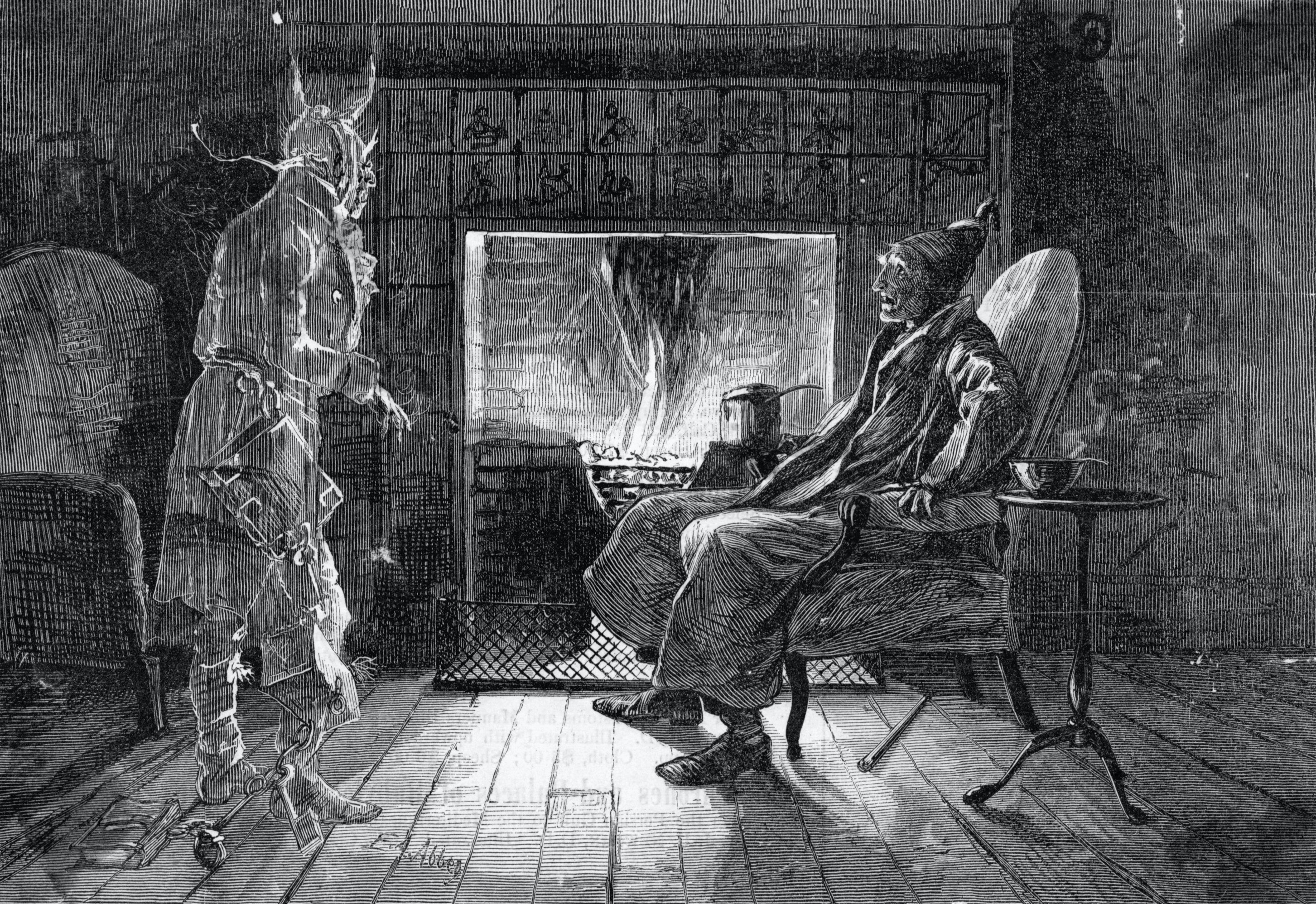 The 7 Best Christmas Ghost Stories To Scare Yourself With This Winter If you want to send a personal true story of yours, please send it through email: the 7 best christmas ghost stories to