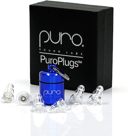 Puro Sound Labs Noise-Isolating Earplugs