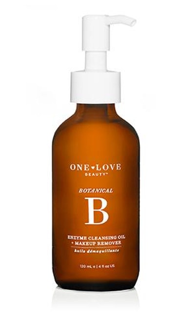 One Love Organics Botanical B Enzyme Cleansing Oil + Makeup Remover