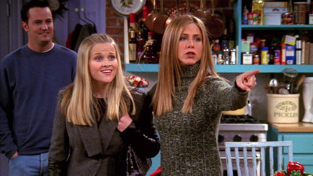 Reese Witherspoon Turned Down Reprising Her 'Friends' Role and fans won't guess what her reasoning was.