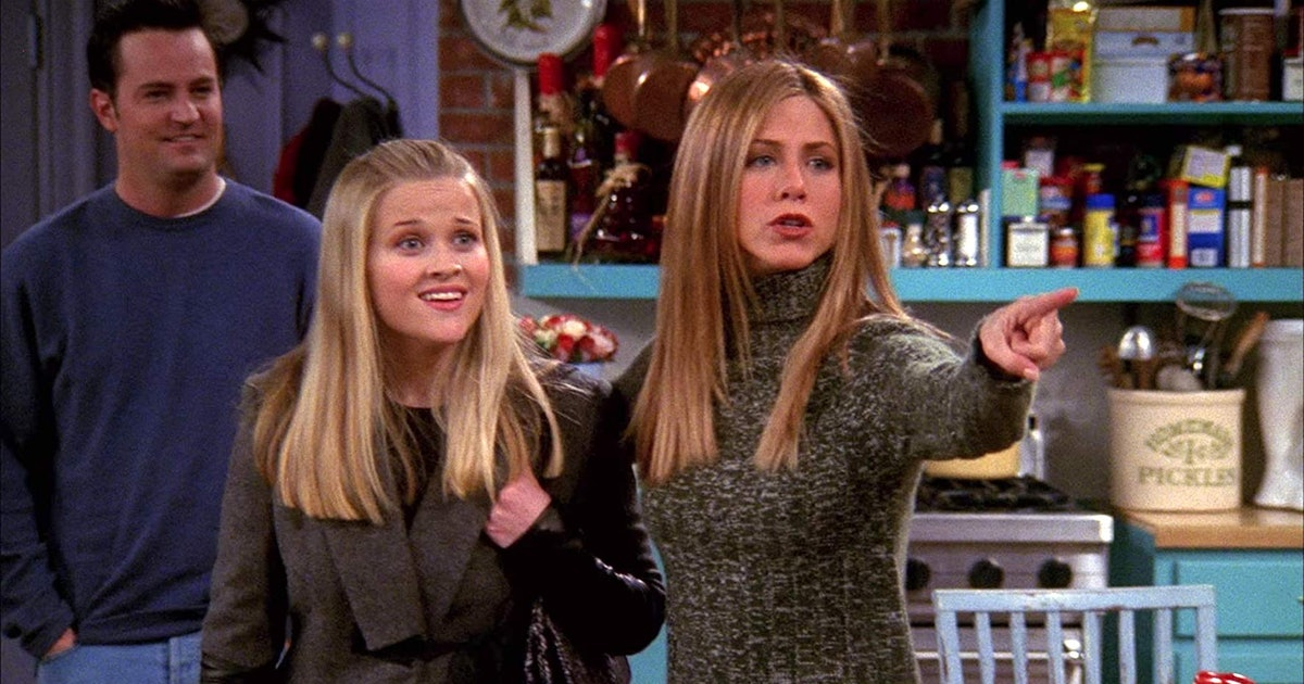 Reese Witherspoon Turned Down Reprising Her 'Friends' Role For An Unexpected Reason