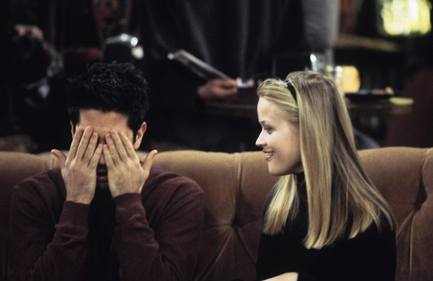 Reese Witherspoon Turned Down Reprising Her 'Friends' Role, when fans just thought she might not have been asked back.