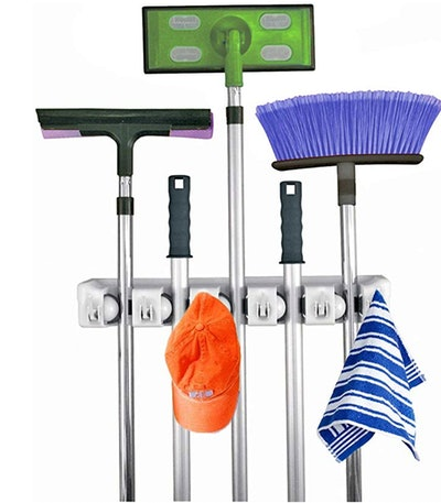 Home-It Mop & Broom Holder