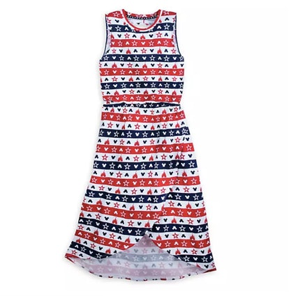 Mickey Mouse Americana Dress for Women