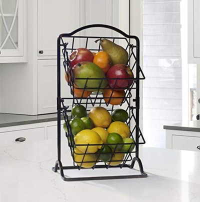 Gourmet Basics by Mikasa Tiered Baskets