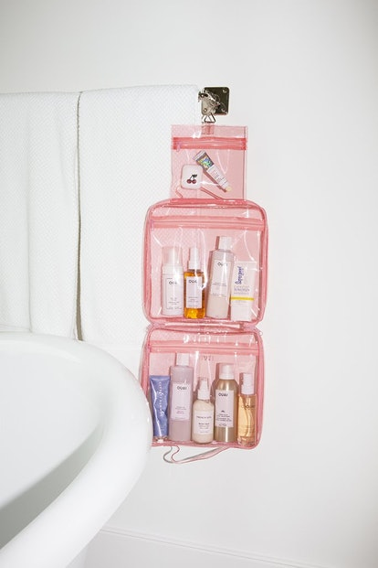 Pink Travel Case