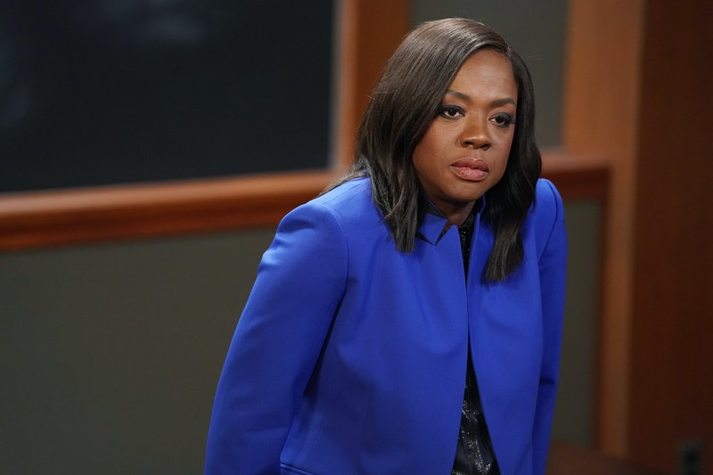 Annalise could fake her own death on HTGAWM.