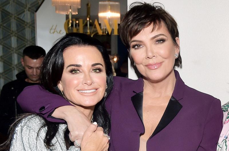 'RHOBH' star Kyle Richards teased a Kris Jenner cameo in Season 10