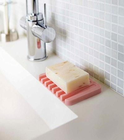 Yamazaki Home Flow Silicone Soap Tray