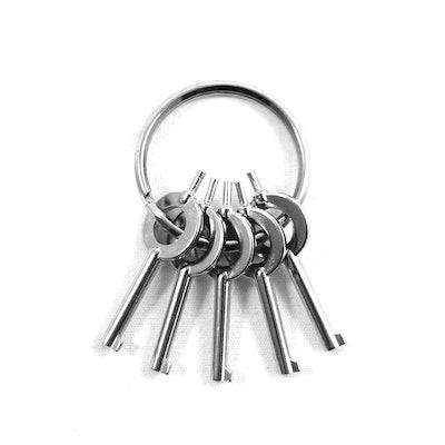 ASR Tactical Universal Handcuff Keys