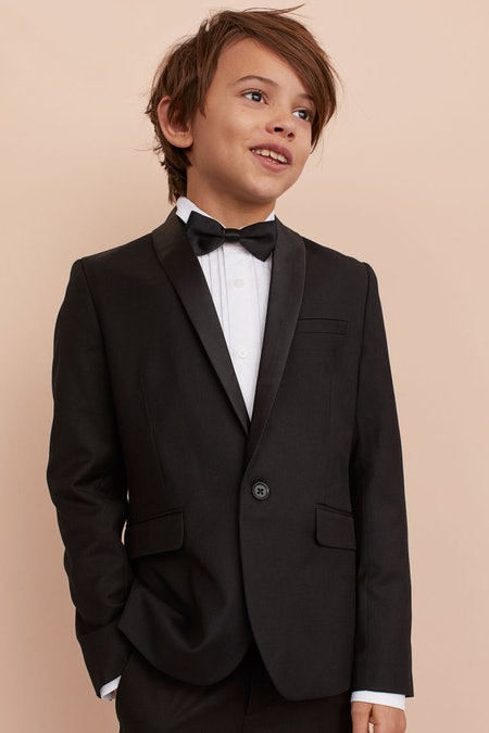 Boys' Tuxedo Jacket
