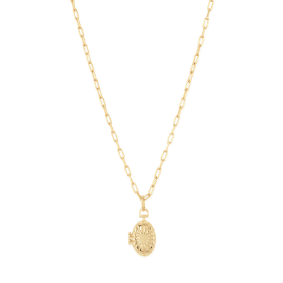 Locket Necklace - Engravable