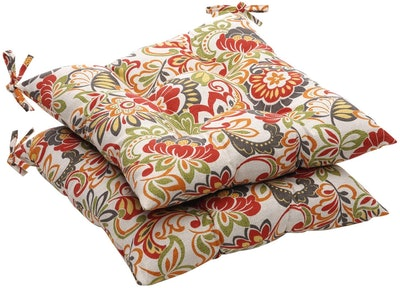 Pillow Perfect Indoor/Outdoor Dining Seat Cushion (set of 2)