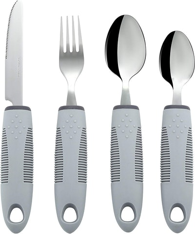 Special Supplies Adaptive Utensils (Set of 4)