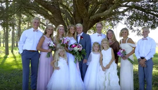 The Plath family star in TLC's new reality show, 'Welcome To Plathville' and are devoutly religious.
