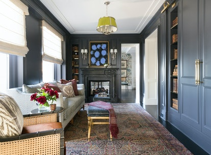 Bold colors with muddy tones are a paint color trend set to be huge in 2020