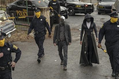 We still have unanswered 'Watchmen' theories.