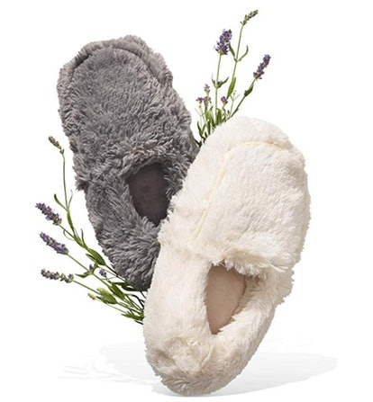 Intelex Warmies Slippers, Grey