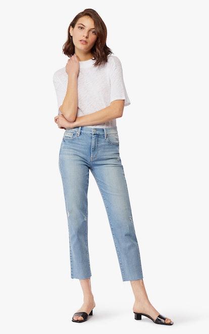 Pace Cut-Off Jeans