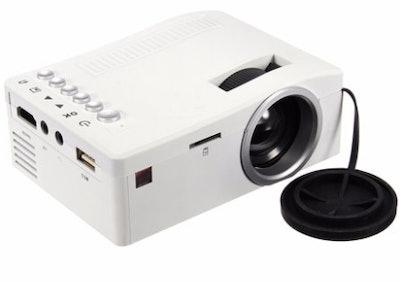Compact Pocket Home Theater Cinema Projector Digital Multimedia Projector