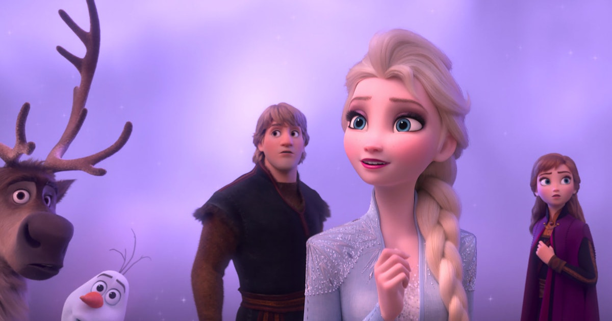 The 'Frozen 2' Soundtrack Is Here & It's Full Of Your New Favorite Songs