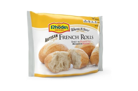 Rhodes French Crusty Frozen Rolls