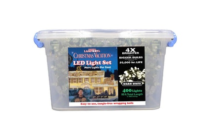 National Lampoon's Project Pack 8mm LED Concave Commercial Light Set Warm White